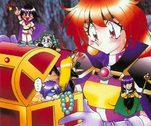 Slayers anime gallery