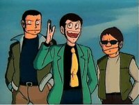 Episode 20: Catch the Phony Lupin!