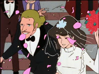 Episode 75: Fujiko Doesn't Look Good in a Bridal Gown