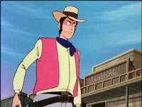 Episode 83: Lupin's Big Western