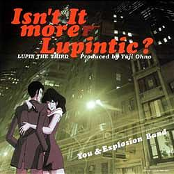 Isn't It More Lupintic? CD cover