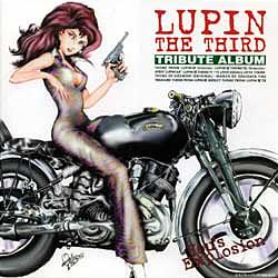LUPIN III Tribute Album You's Explosion CD cover