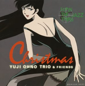 Lupin the Third Jazz Christmas CD cover