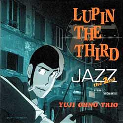 Lupin the Third Jazz the 2nd CD cover