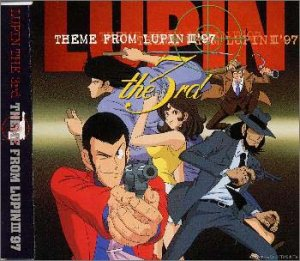 Theme from Lupin III '97 CD cover